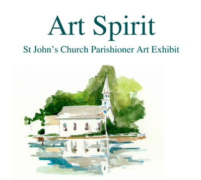 Last Call for Artists for the Second Annual Parishioner Art Show!