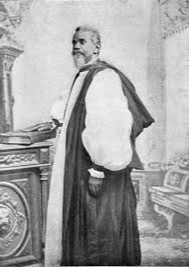 Celebrating Bishop Holly, first African-American Bishop in The Episcopal Church