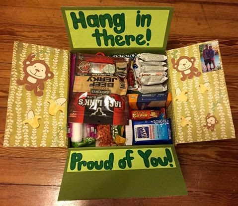 School Care Packages for College & Boarding Schools