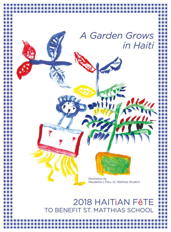 A Garden Grows in Haiti - HAITiAN FêTE 2018