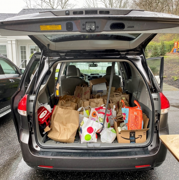New Day and Time for Weekly Food Drive