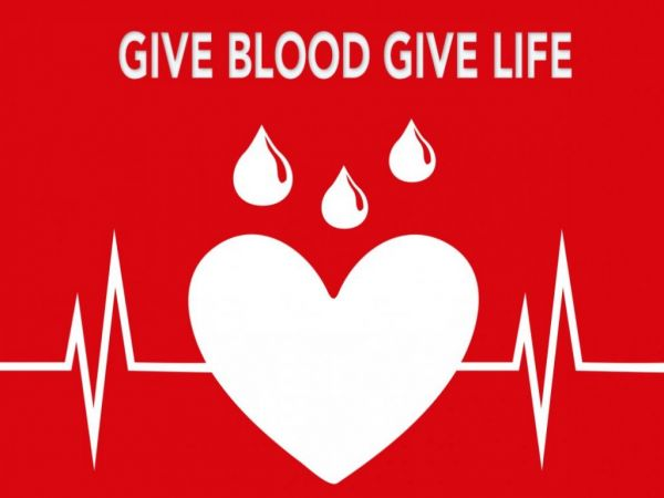 Give Blood, Give Life at the Spring Blood Drive
