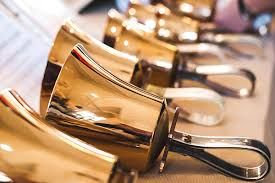 Come ring with us:  Join St. John's Handbell Choir!