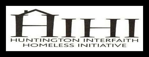 Supporting the Huntington Interfaith Homeless Initiative