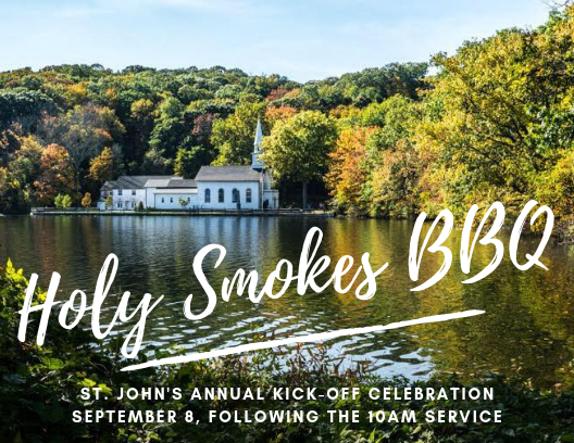 Welcome Back & Holy Smokes BBQ!