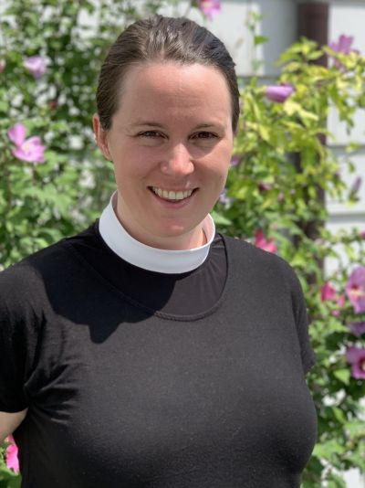 The Rev. Mary Beth Mills-Curran