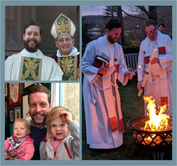 Celebration of The Rev. Jesse Lebus & his ministry at St. John's