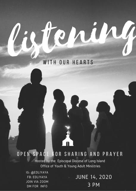 Youth: Listening with our Hearts
