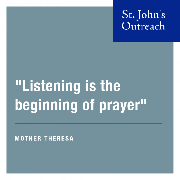Outreach is Listening!