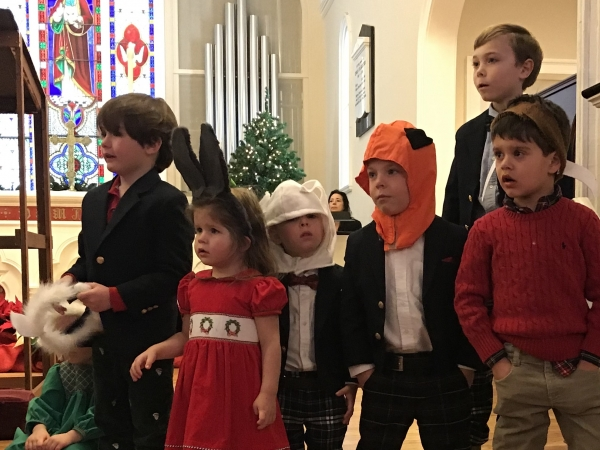 St Johns Christmas Pageant 2020 Christmas at St. John's | St. John's Episcopal Church