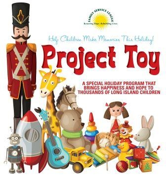 PROJECT TOY DRIVE 2020 - The need is greater than ever!