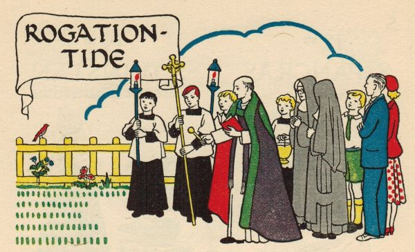 Rogation Eucharist & Baptism