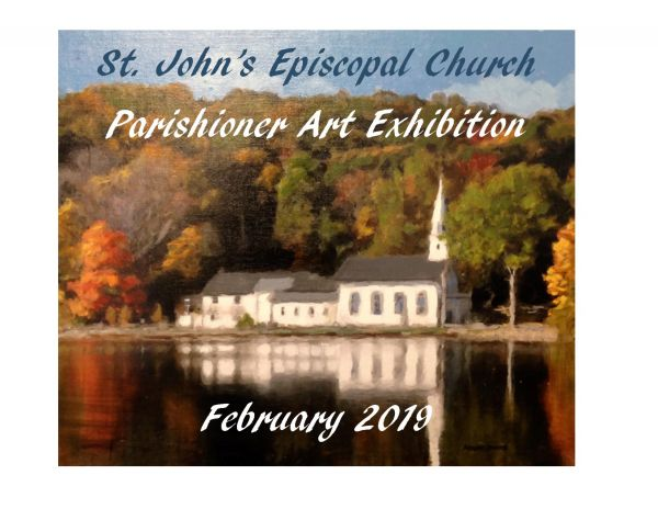 Call for Artists for a Parishioner Art Exhibition